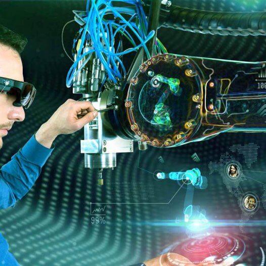 Oculavis Gerlach Technik bei Maschinenbau