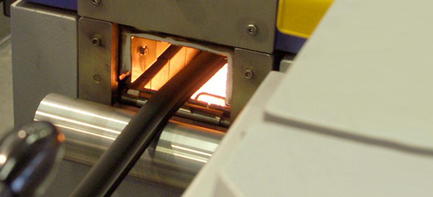 Flow burner Pre-shock Type V 119