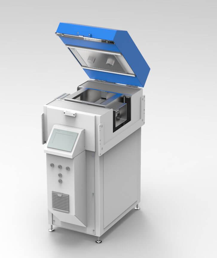 Modul Mikrowellentechnologie Erweiterung Ausbau Maschinenbau